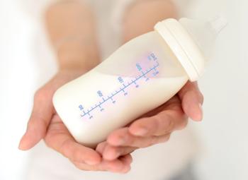 biberon de lait